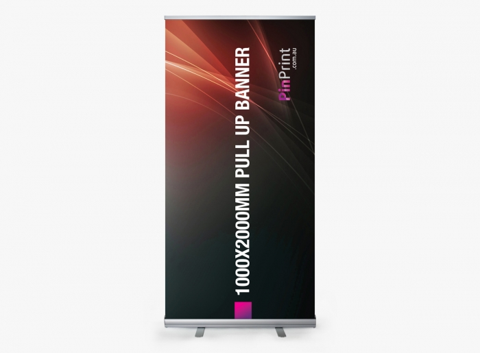 1000x2000mm Pull Up Banner